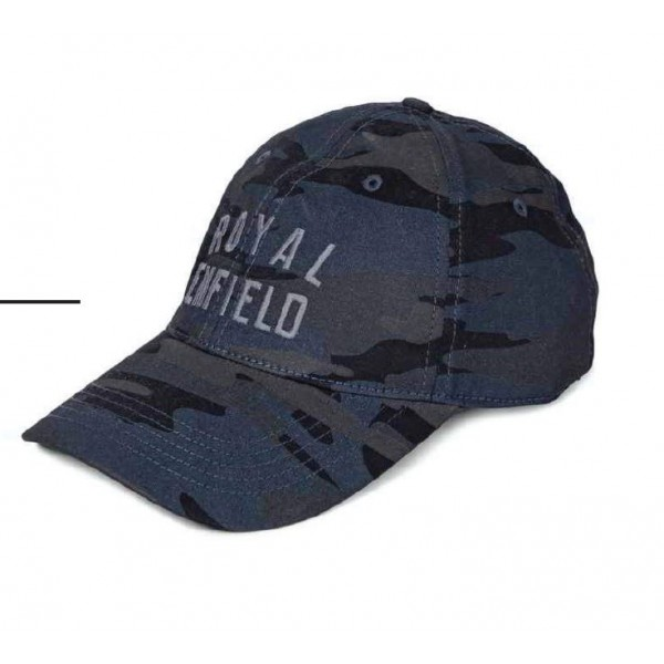 Royal Enfield Essential Camo Cap Grey (NEW)