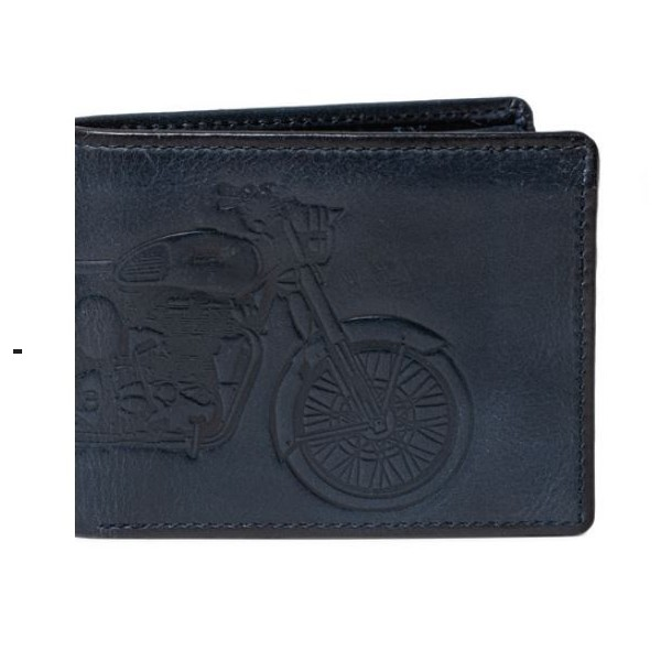 Royal Enfield Ride More Wallet (Available In 3 Colours)