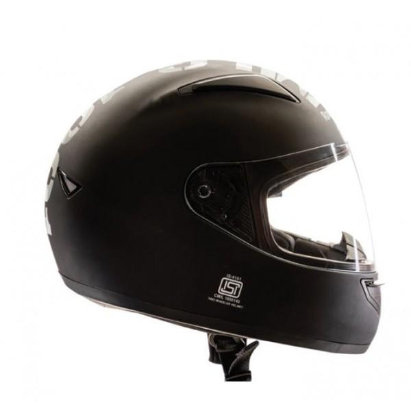 Royal Enfield MLG Camo Matt Black Helmet