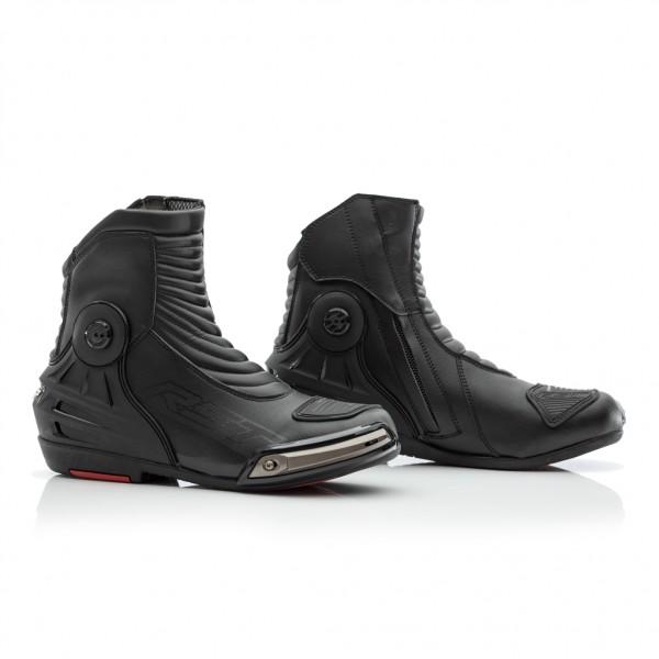 RST Tractech Evo 3 CE Waterproof Short Boots Black