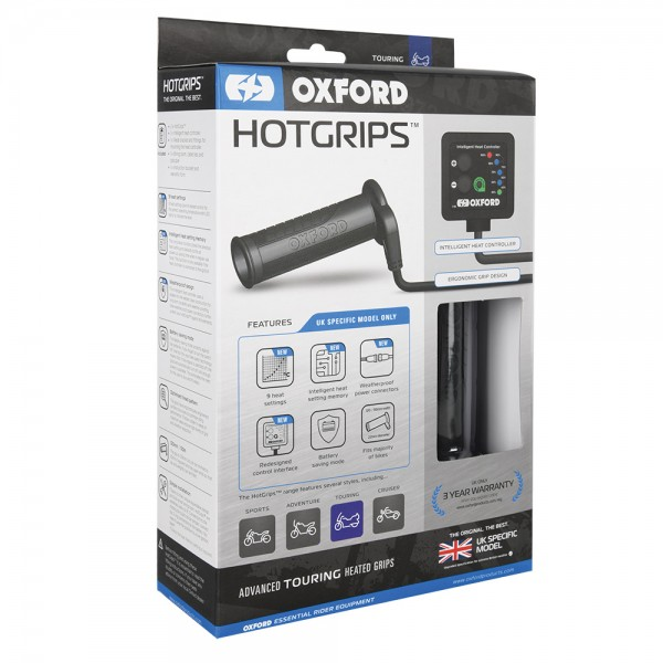 Oxford Hotgrips Advanced Touring