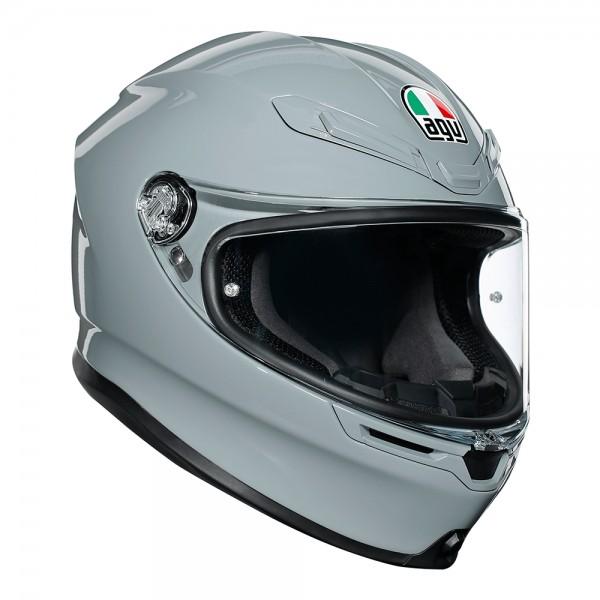 AGV K6 Solid Nardo Gry