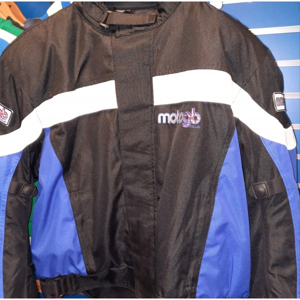 Moto GB Jacket Blue