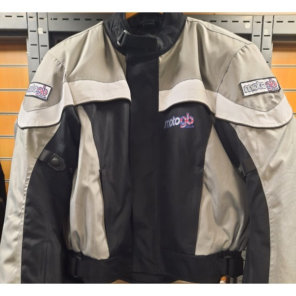 Moto GB Jacket Grey