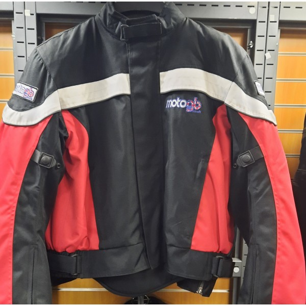 Moto GB Jacket Red