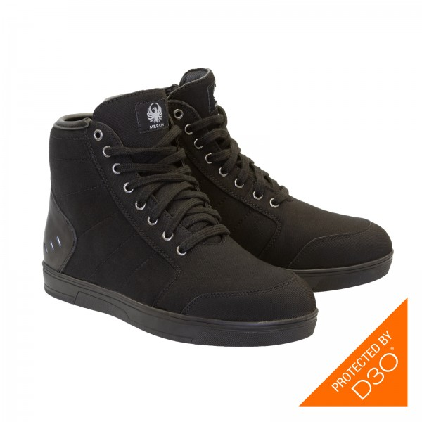 Merlin Rourke Urban Boots Black