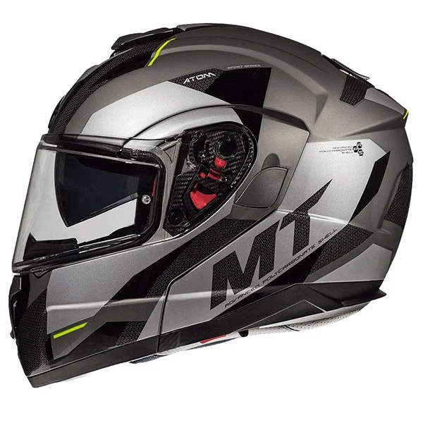 MT ATOM TRANSCEND GREY BLACK