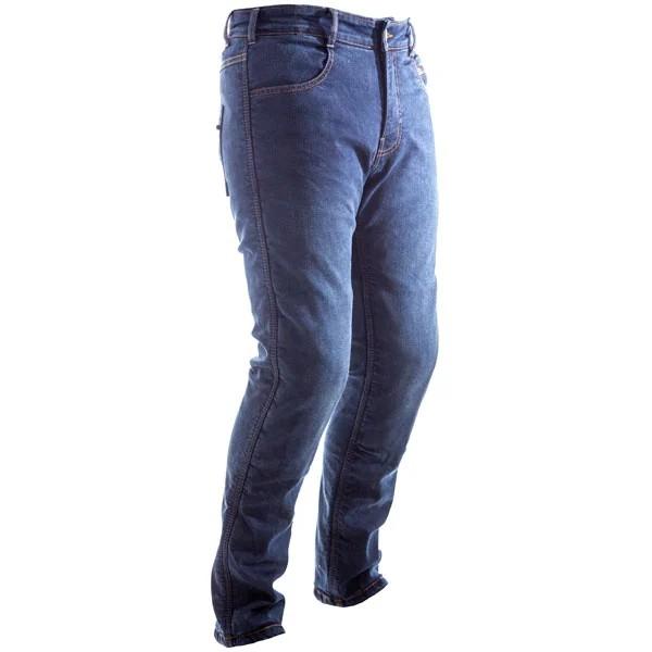 Merlin Route One Mason Waterproof Jeans Blue Short Leg