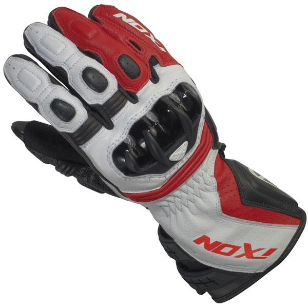 Ixon RS Moto HP Gloves Black/White/Red