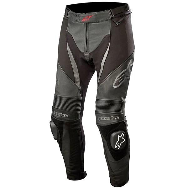 Alpinestars SP X Leather Jeans - Black / Black