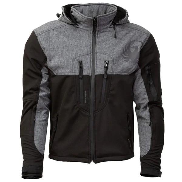 Merlin Dune Softshell Textile Jacket Merle/Black