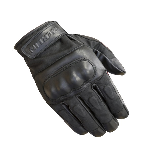 MERLIN RANTON WAX WP GLOVE BLACK