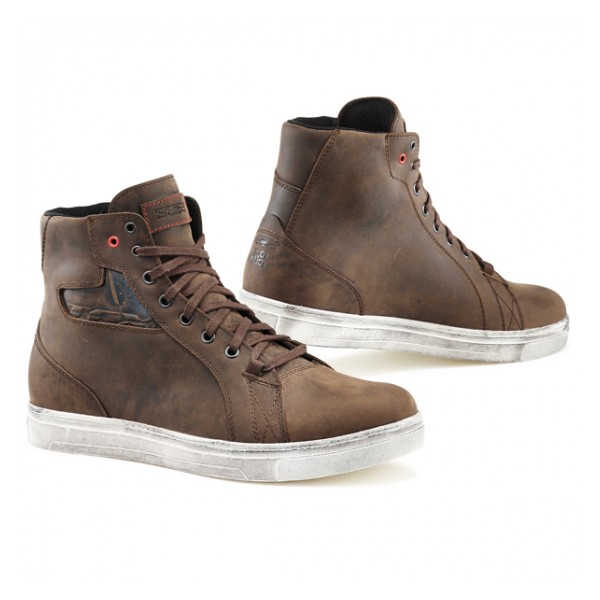 TCX STREET ACE WP BOOTS - DAKAR BROWN