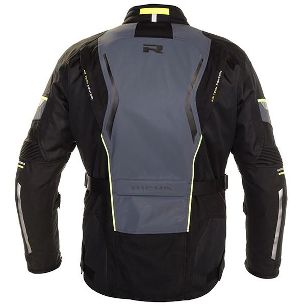 RICHA INFINITY 2 - FLARE Four season waterproof textile jacket