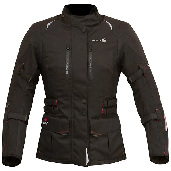 MERLIN CARINA TEXTILE LADIES JACKET