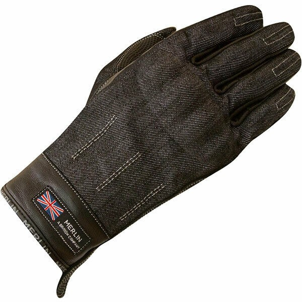 Merlin Icon Glove Grey