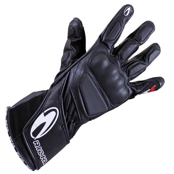 Richa WSS Leather Gloves - Black