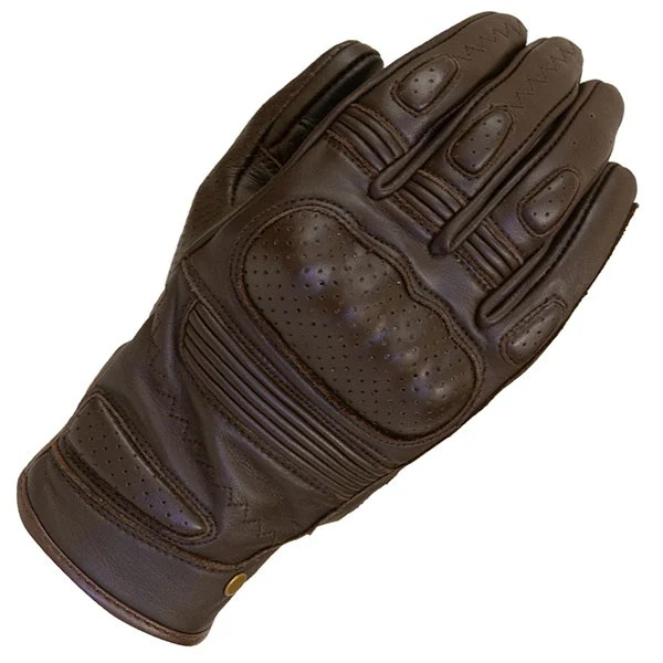 Merlin Thirsk Leather Gloves Brown