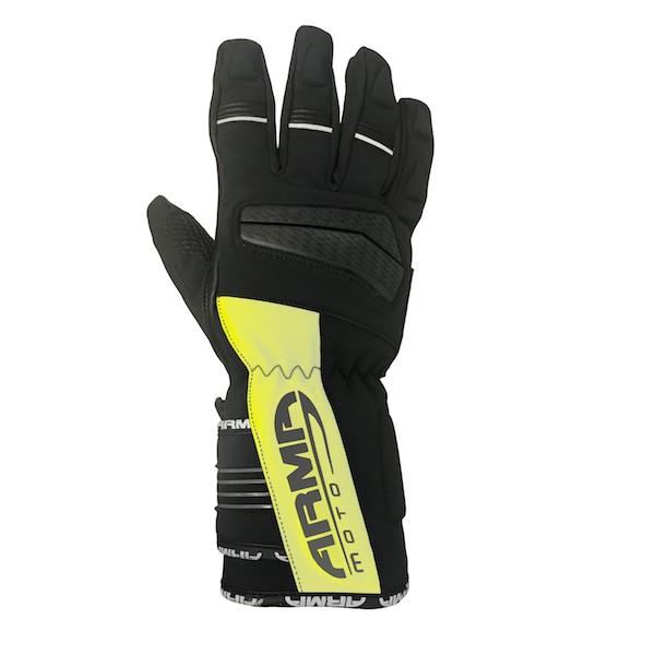 ARMR WP845 Glove Blk/Flu