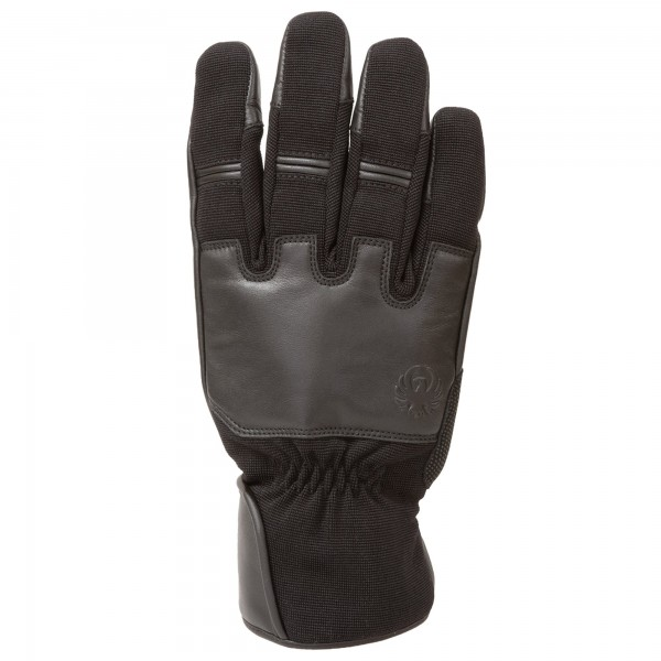 Merlin Crimson Gloves Black