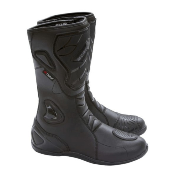 Merlin Sprint 2.0 Outlast Leather Boots Black