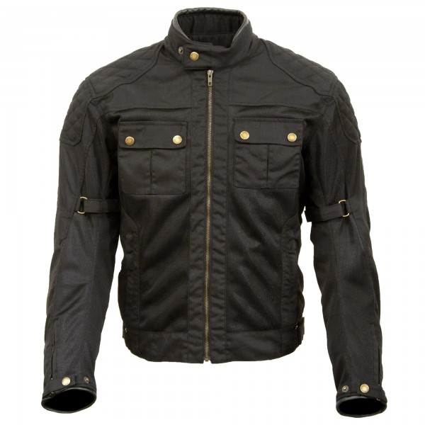 MERLIN SHENSTONE COTEC AIR JACKET - BLACK