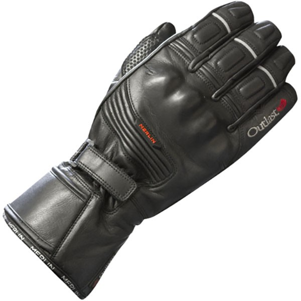 Merlin Halo Outlast Gloves Black