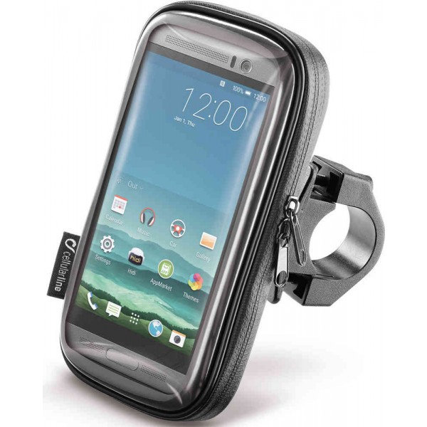 "INTERPHONE UNIVERSAL SOFTCASE 5.2"" SMART PHONE HOLDER"