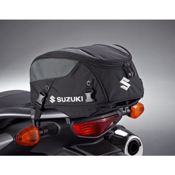SUZUKI TEXTILE REAR BAG 9 LTR