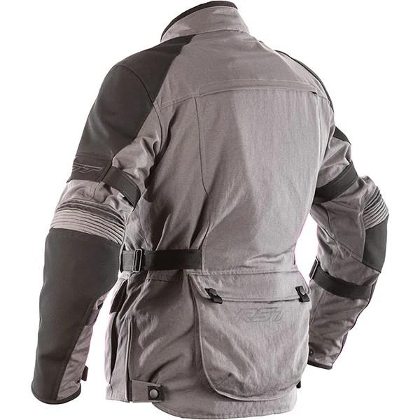 RST Pro Series X-Raid CE Textile Jacket - Dark Grey
