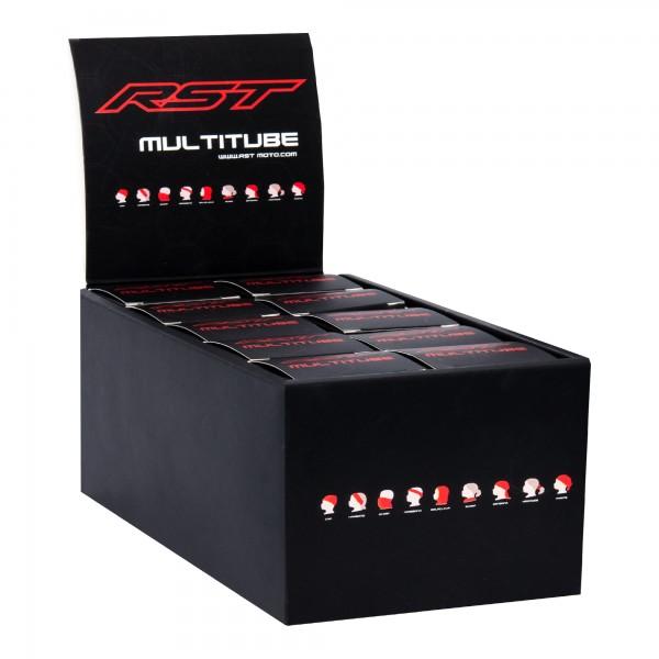 RST Casual Multi Tube Black  - CDU x 10 pieces