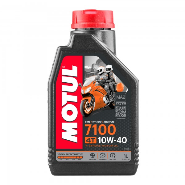 Motul 7100 10W40 4T 1 Litre