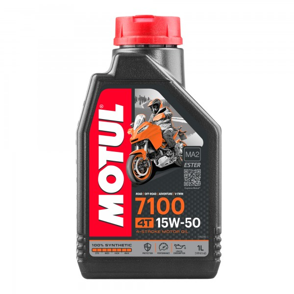 Motul 7100 15W50 4T 1 Litre