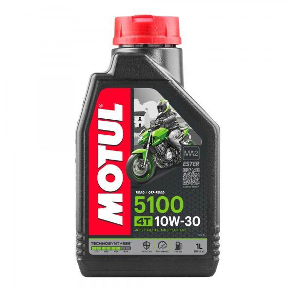 Motul 5100 10W30 4T 1 Litre