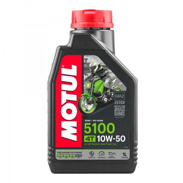 Motul 5100 10W50 4T 1 Litre
