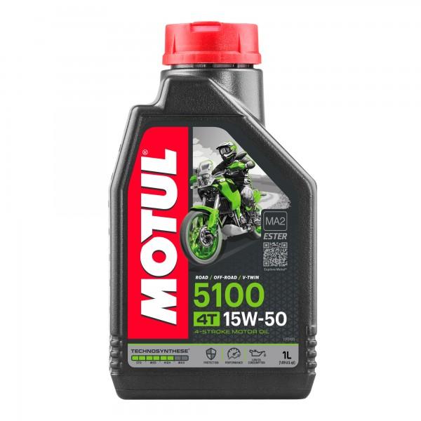 Motul 5100 15W50 4T 1 Litre