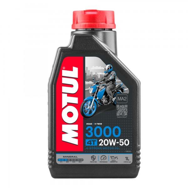 Motul 3000 20W50 4T 1 Litre