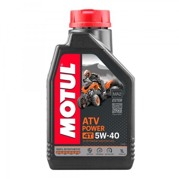 Motul ATV Power 5W40 4T 1 Litre