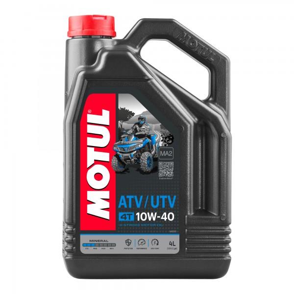 Motul ATV-UTV 10W40 4T 4 Litres