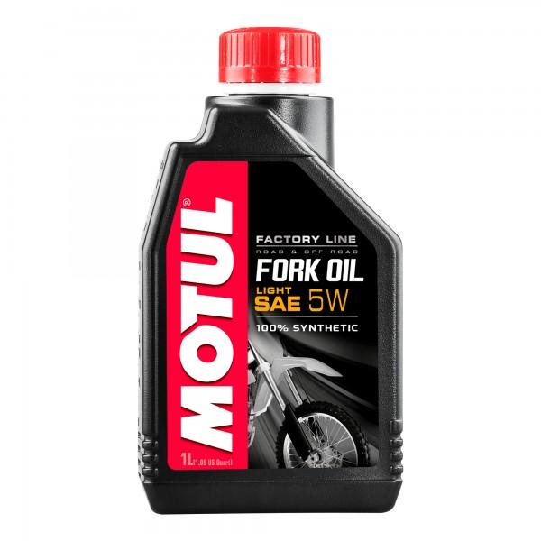 Motul Fork Oil Factory Line Light 5W 1 Litre