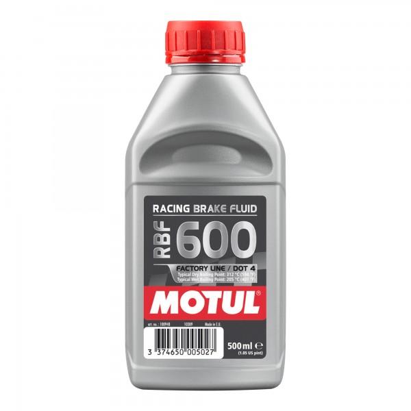 Motul RBF 600 Factory Line (DOT 4) 0.5 Litres