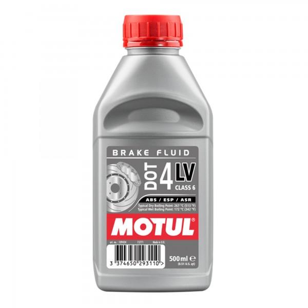 Motul DOT 4 LV 0.5 Litres