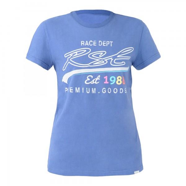 RST Premium Goods Ladies T-Shirt Denim