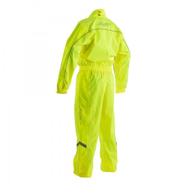 RST Hi-Vis Waterproof Suit Flo Yellow