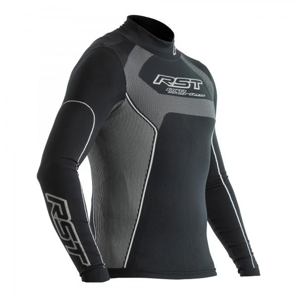 RST Tech X Coolmax Mens Long Sleeve Top Black