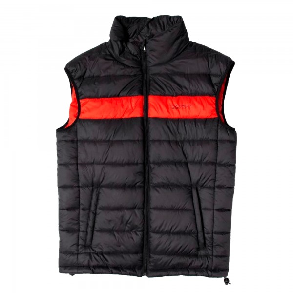 RST Casual Premium Hollowfill Mens Gilet Black / Red