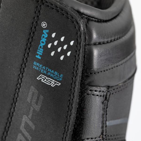 RST Paragon II CE Mens Waterproof Boot Black / Black