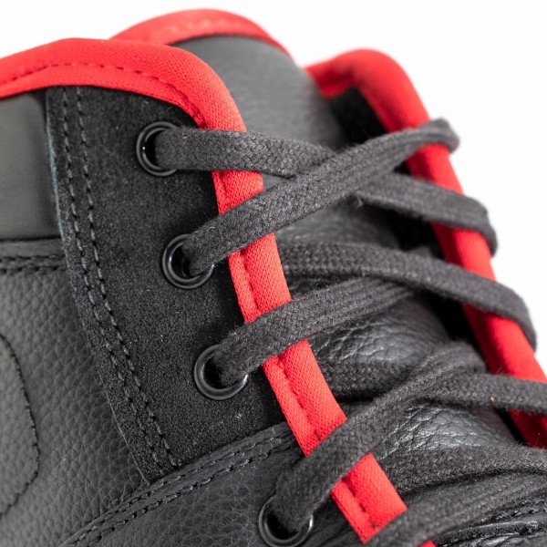 RST Urban II CE Mens Boot Black / Red