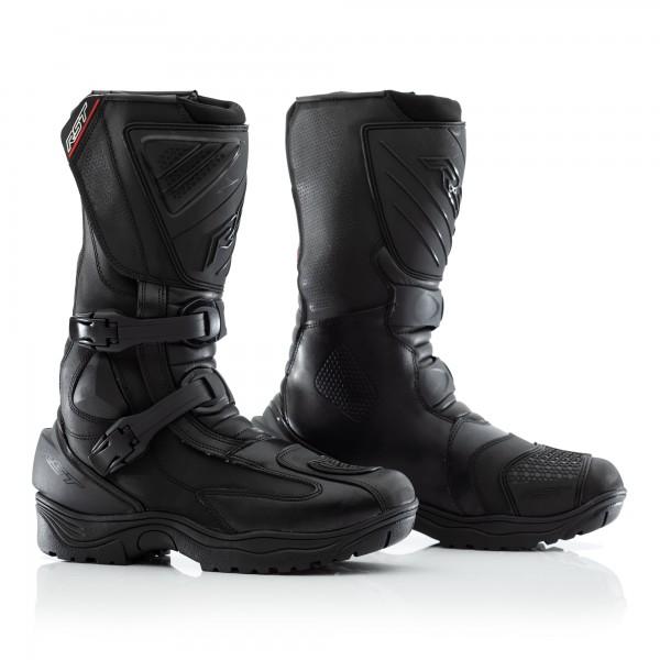RST Adventure II CE Mens Waterproof Boot Black / Black