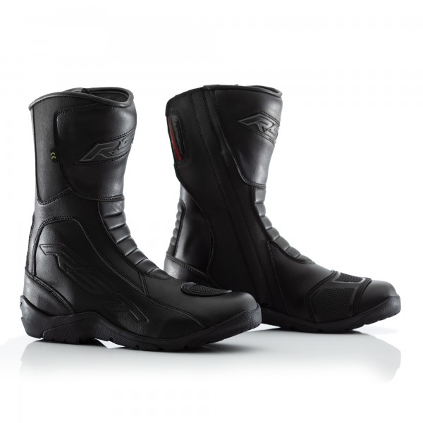 RST Tundra CE Mens Waterproof Boot Black / Black